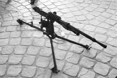 8-мм станковый Гочкис обр.1914г. (Франция). Фото Геннадий Шубин