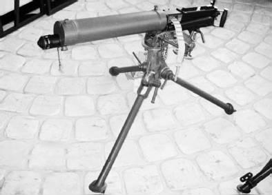 Пулемёт Виккерс (Виккерс-Максим)