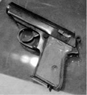 Вальтер ППК образца 1931г.