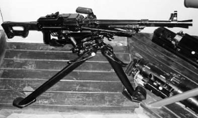 НСВ УТЁС калибра 12,7 мм (патрон 12,7 x 108 мм). Фото Геннадий Шубин
