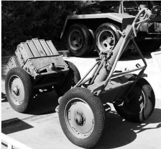 Миномет калибра 107 мм образца 1938г. Фото Виктор Лызлов