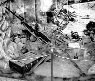 НСВ Утёс калибра 12,7 мм (зенитный вариант). Фото Геннадий Шубин