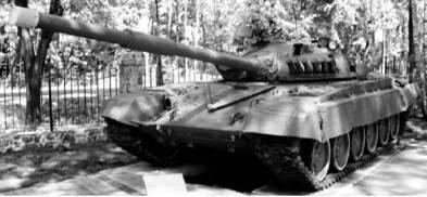Т-72. Пушка калибра 125 мм. Фото Геннадий Шубин