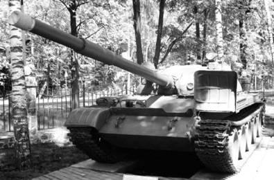 Т-62. Пушка калибра 115 мм. Фото Геннадий Шубин