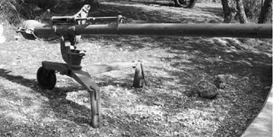Американское безоткатное орудие М40 калибра 106,7 мм. Фото из сети Интернет