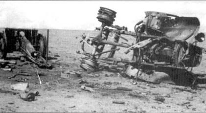 Если даже танк становился жертвой штурмовых Fw 190, то у простых грузовиков не было никаких шансов уцелеть.