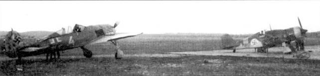 JG 51 перевооружается…
