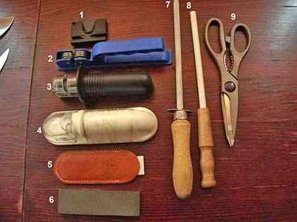 Некоторые размышления о кухонных ножах и инвентаре