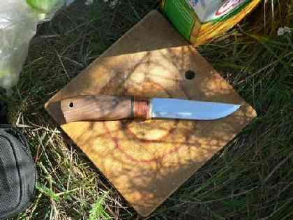 Сравнительное тестирование трех нескладных ножей