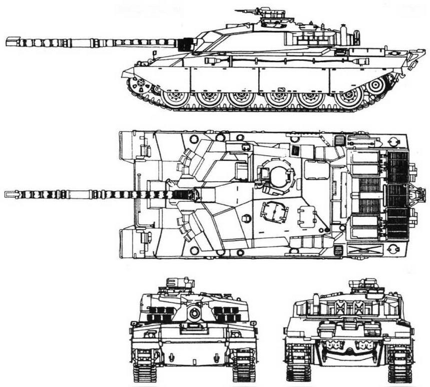 Challenger 1 Mk 1