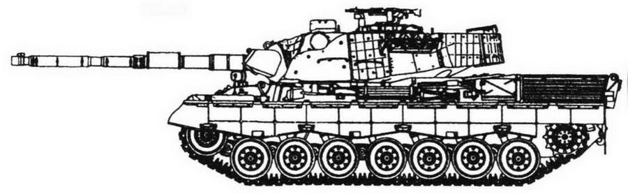 Leopard 1А1А1