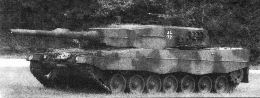 Основной боевой танк Leopard 2