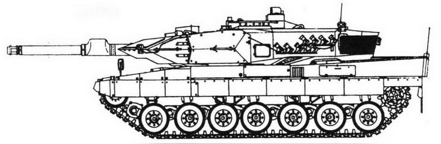 Leopard 2А5