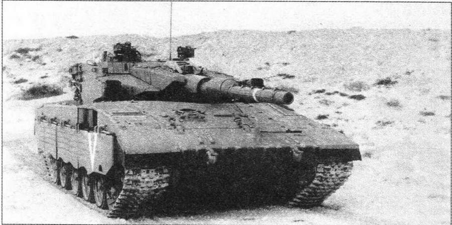 Основной боевой танк Merkava Мк 3