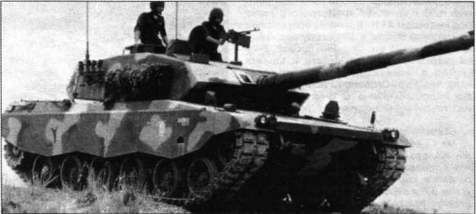 Основной боевой танк ЕЕ-Т1