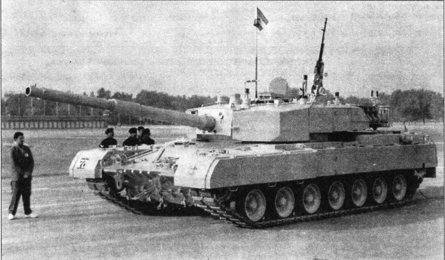 Основной боевой танк Arjun