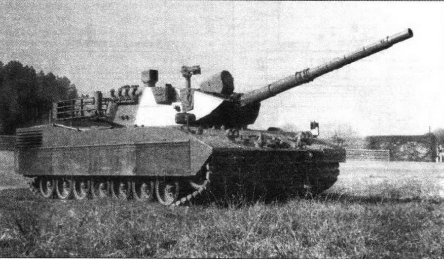 Основной боевой танк OF-40 Мк 2 армии эмирата Дубай