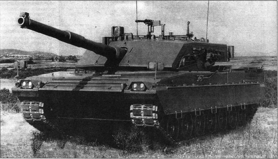 Основной боевой танк C1 Ariete