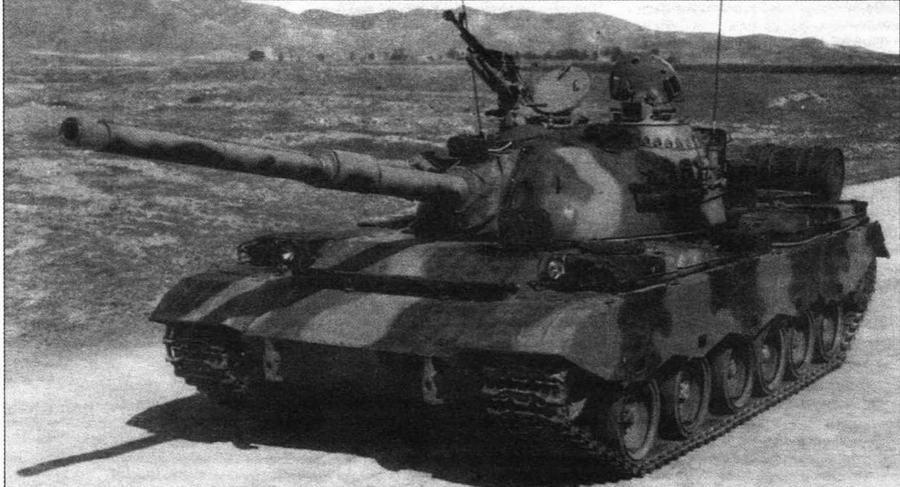 Основной боевой танк Typ 80-I