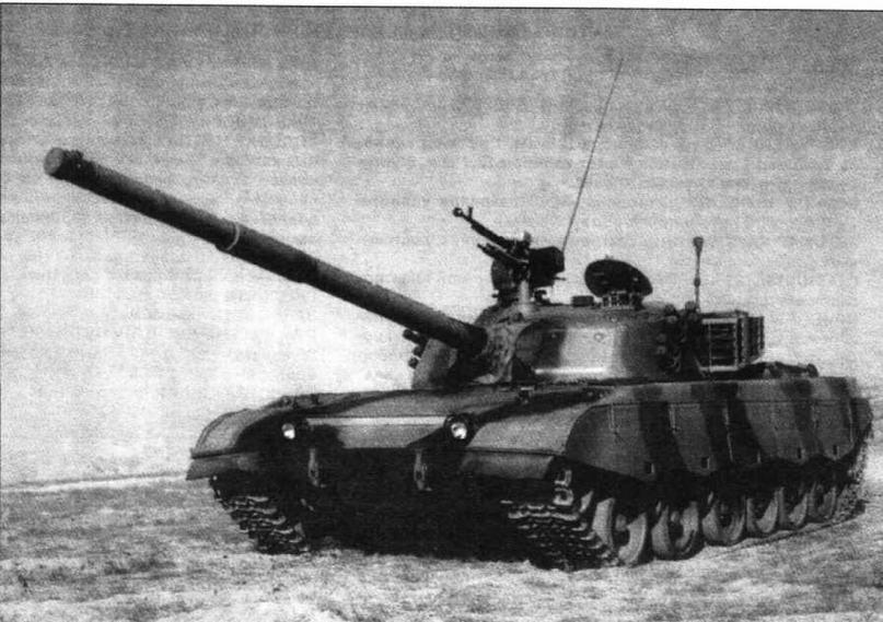 Основной боевой танк Typ 85-IIM