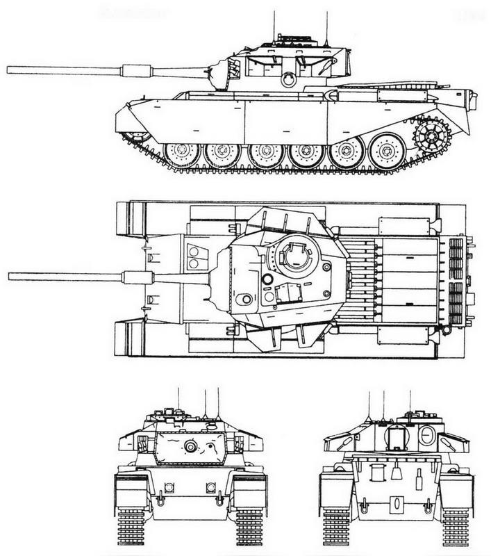 Centurion Мк 7