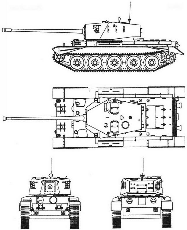 Charioteer Mk 7