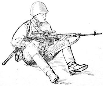 Изготовка к стрельбе
