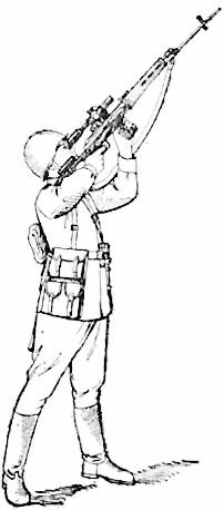 Приемы стрельбы при передвижении