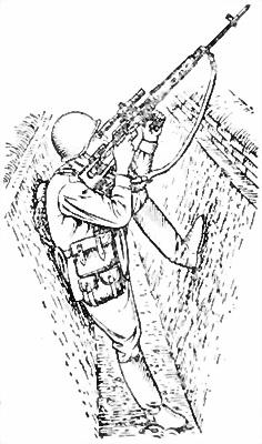 Приемы стрельбы по воздушным целям