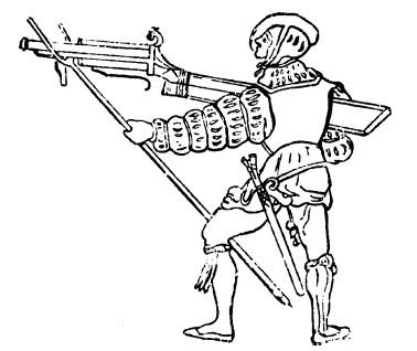 Ручное огнестрельное оружие