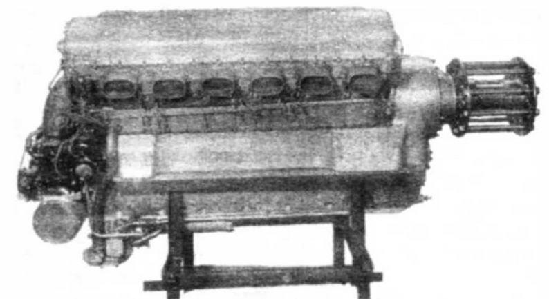 Мотор М-34Р с редуктором