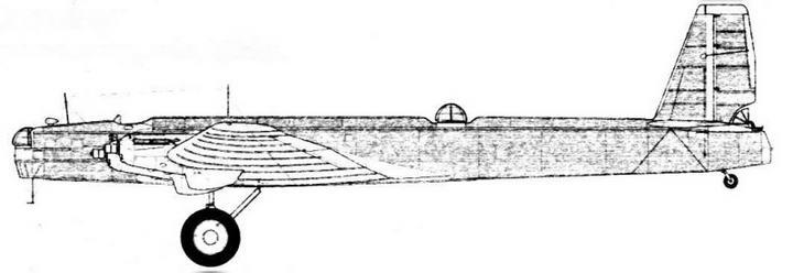 ТБ-3 № 22570 Госиспытания, лето 1935 г.