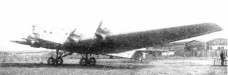 ТБ-3 — эталон для серийного производства на 1932 г.