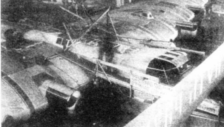 Сборка АНТ-20 в цехе Завода опытных конструкций ЦАГИ