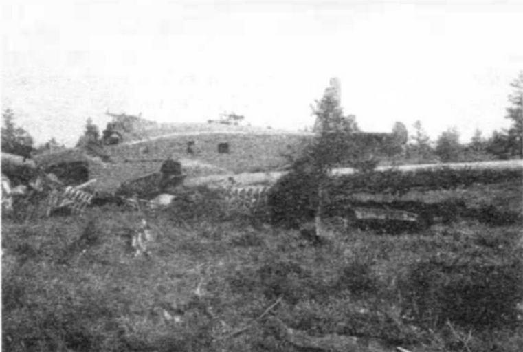Авария ЮГ-1 из 57-й эскадрильи в районе Троцка (Гатчины), август 1927 г.