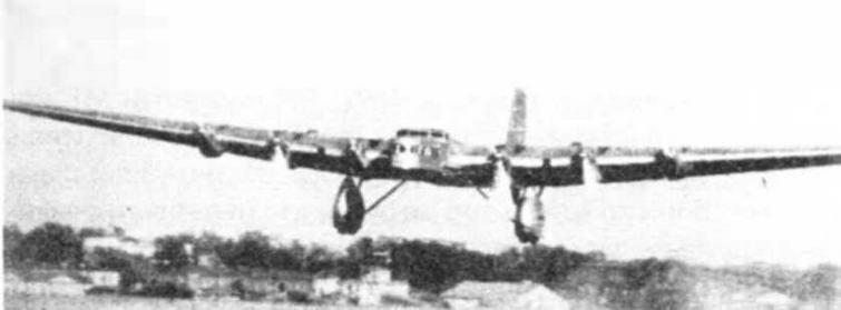 АНТ-20бис (ПС-124) на испытаниях, 1939 г.