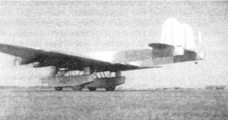 К-7 в том виде, в котором он начал летать в августе 1933 г.