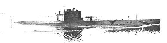 Подводная лодка S-28