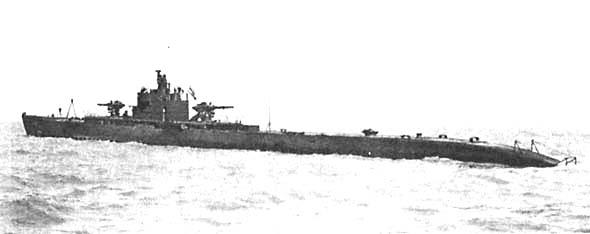 Подводная лодка «Наутилус»
