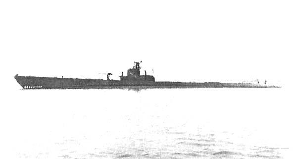 Подводная лодка «Каттлфиш»