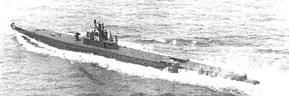 Подводная лодка «Кашалот»
