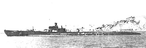 Подводная лодка «Пайк»
