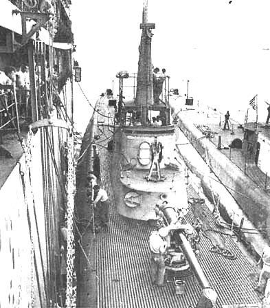 Подводная лодка «Бэшо»