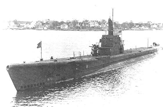 Подводная лодка «Скорпион»