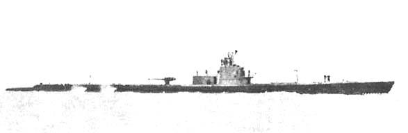 Подводная лодка «Марлин»