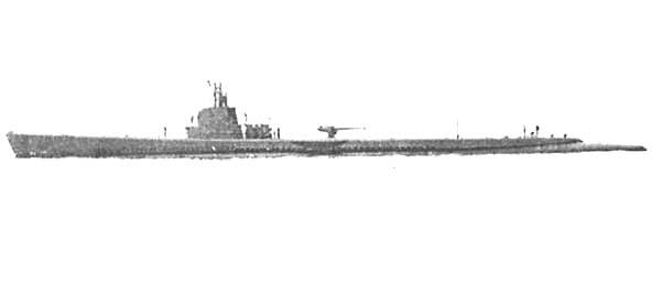 Подводная лодка «Траут»