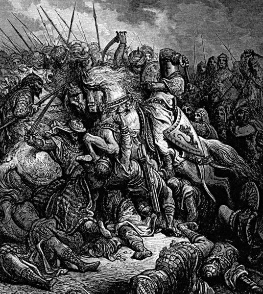 1.2. Рыцарская конница эпохи кольчуги. XI – середина XIII века