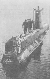 М-174 после подрыва на мине. 1942 год