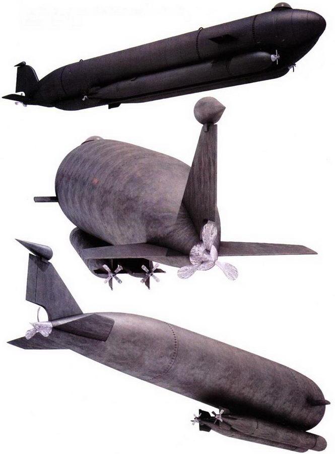 Германская сверхмалая субмарина Shwerdwal II
