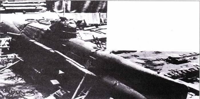 Японская сверхмалая подводная лодка типа Корю.